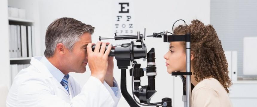 refractometrie în oftalmologie